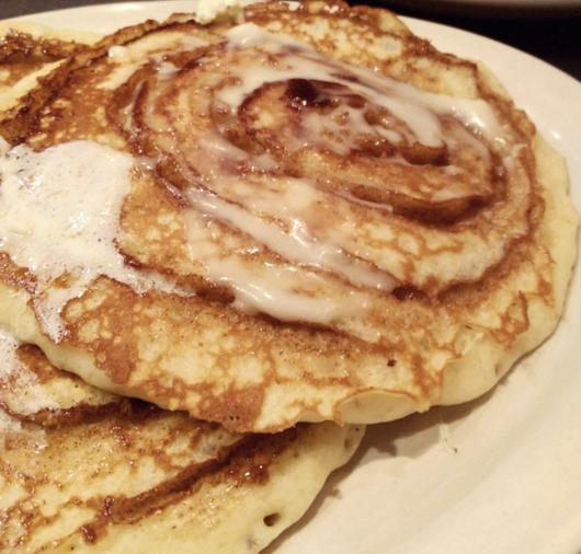 The weekly top three from Lee: Best Local Pancakes