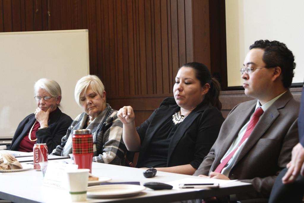 IGC panel tackles  the  presidential caucus system