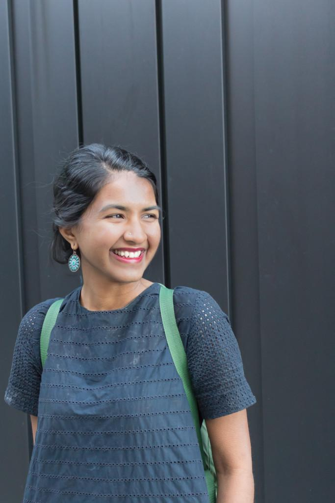 Senior Spotlight: Shruthi  Kamisetty
