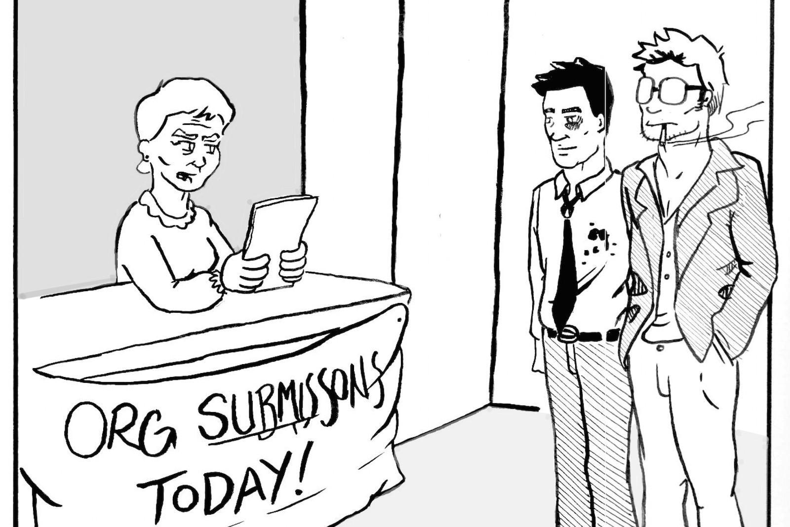 Cartoon of the Week: 3/11