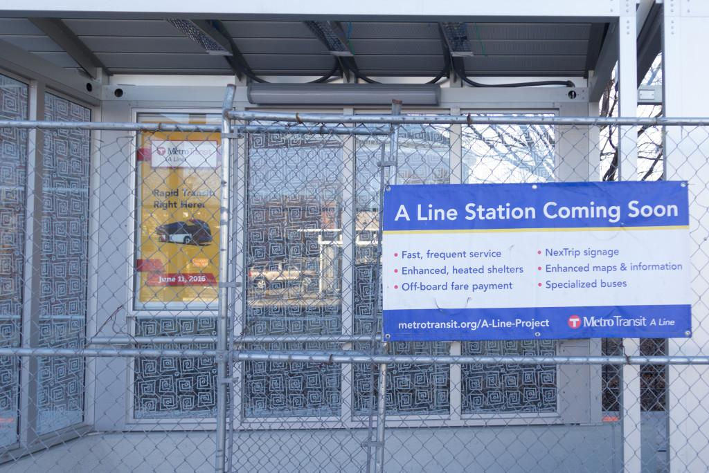 Bus service to improve on Snelling: A Line opens June 11, 2016