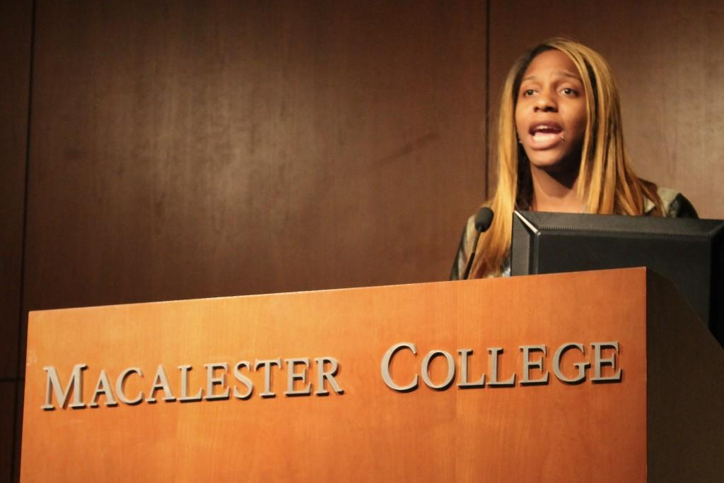 CeCe McDonald talks trans identity, privilege and allyship