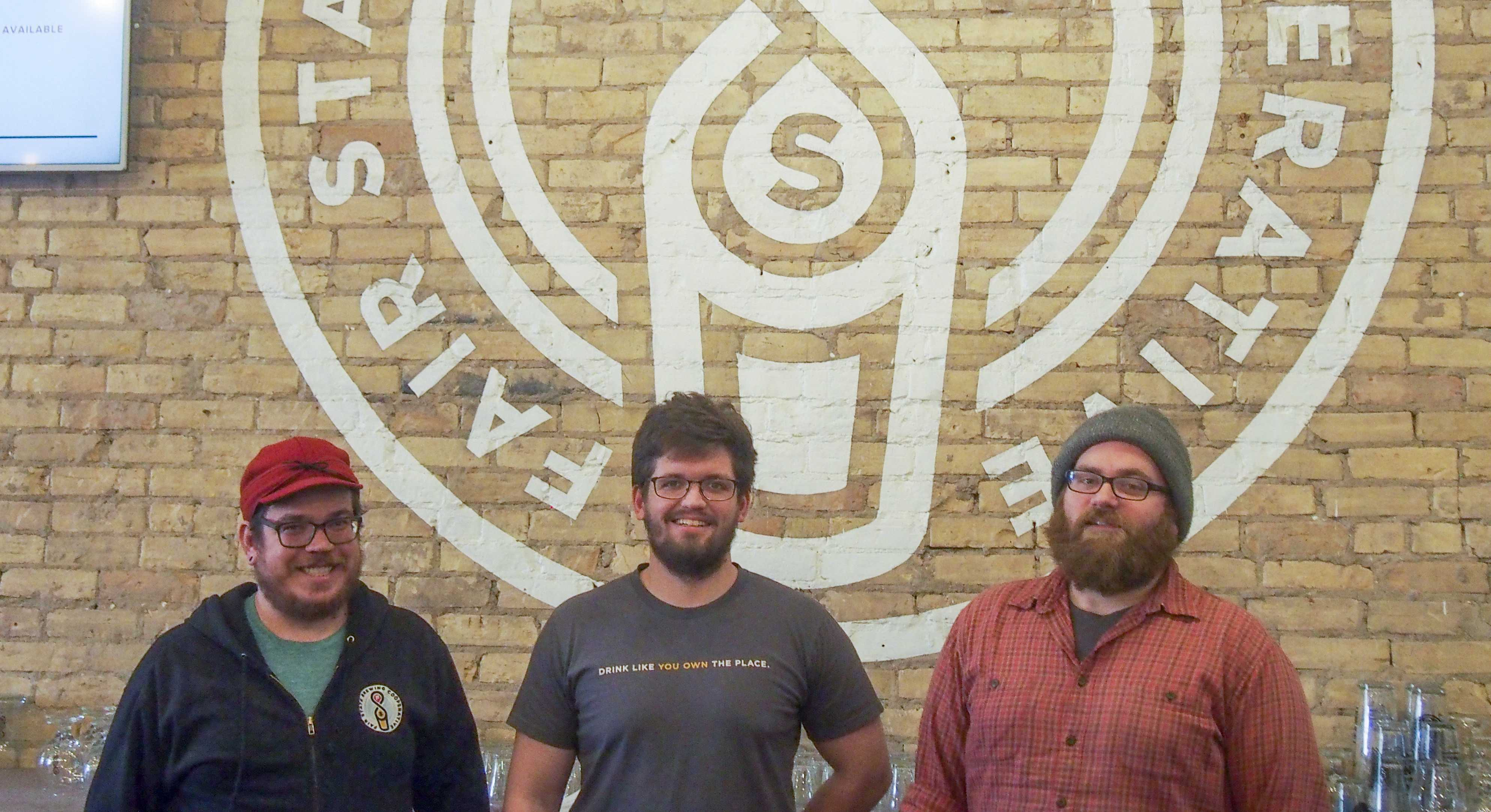 On tap with Matt Hauck '06: Co-Founder of the Fair State Brewery