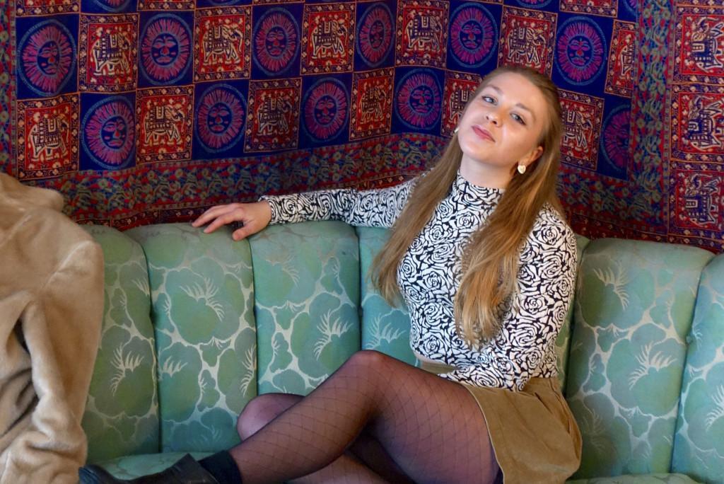 Style File: Allie Belyaev