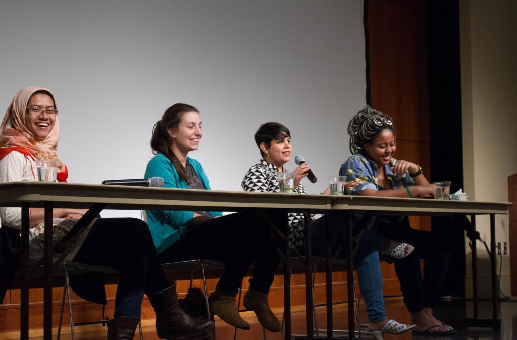 Around the table, around the globe: Menstrual Health Panel takes international focus
