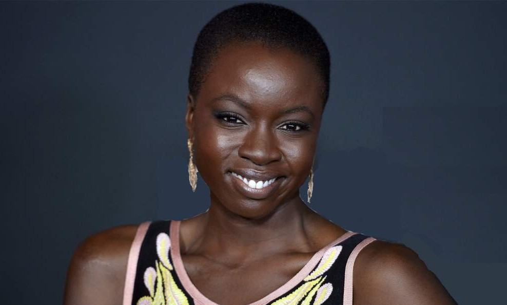 Danai Gurira '01 left Macalester and went on to become a world-renowned actress and director. She currently has one show on Broadway and one off.  Photo courtesy of Macalester.
