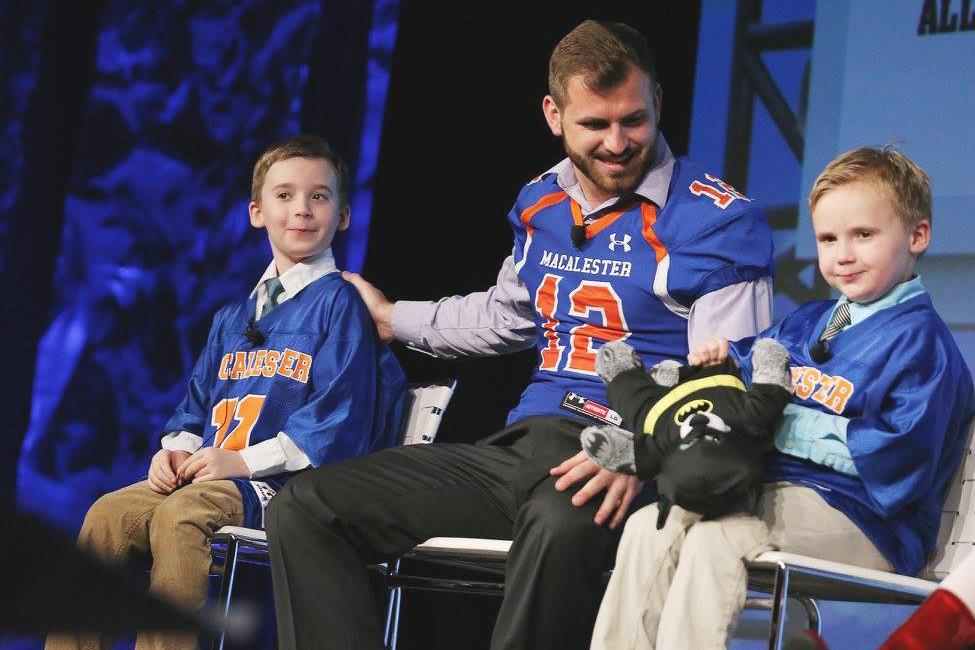 Team IMPACT: Macalester Athletics Making a Difference