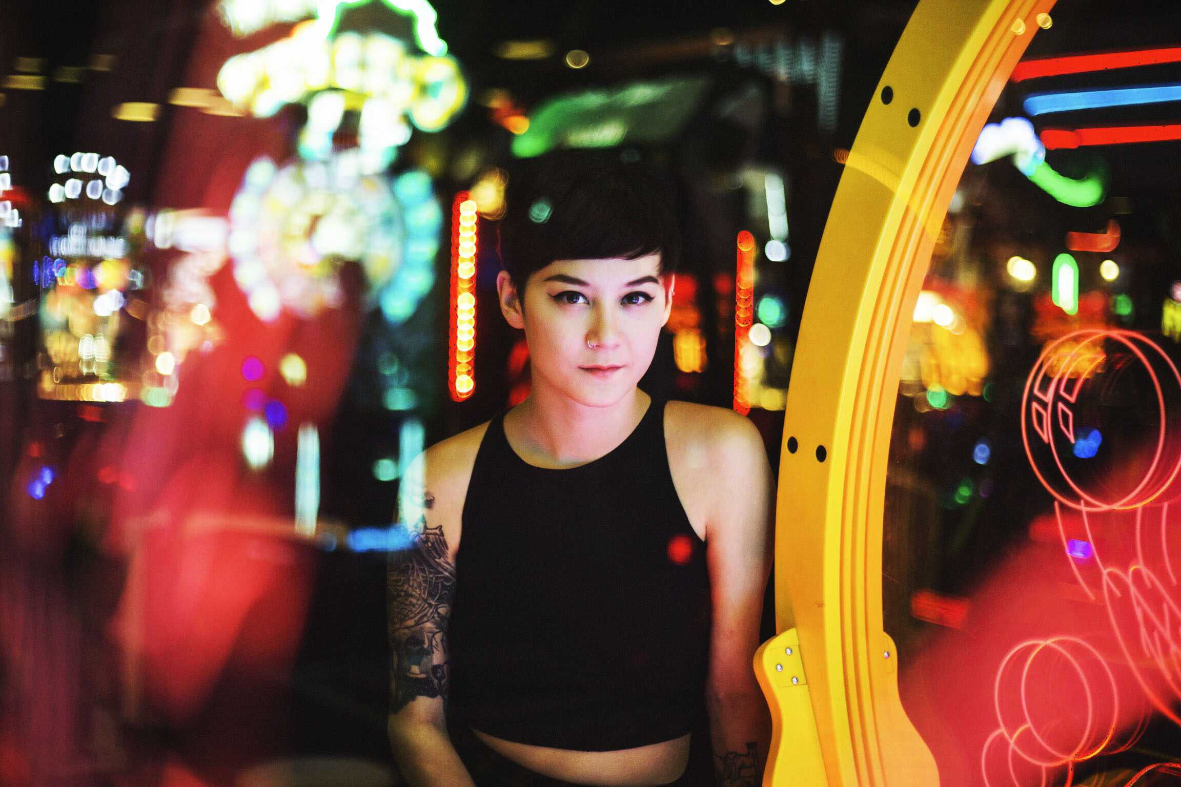 Talking with Michelle Zauner of Japanese Breakfast about Psychopomp