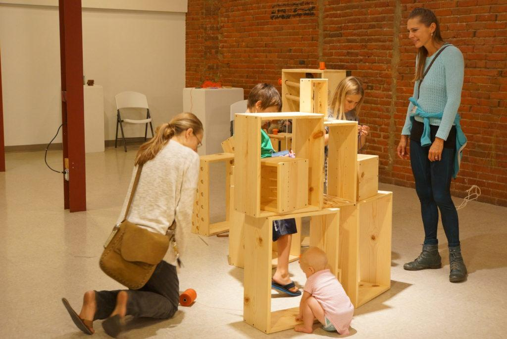 Getting to know alumna artist Allison Wegren Metzger '09
