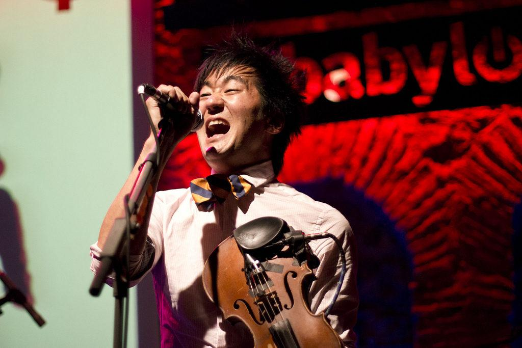 Talking with Kishi Bashi about his new record and tour
