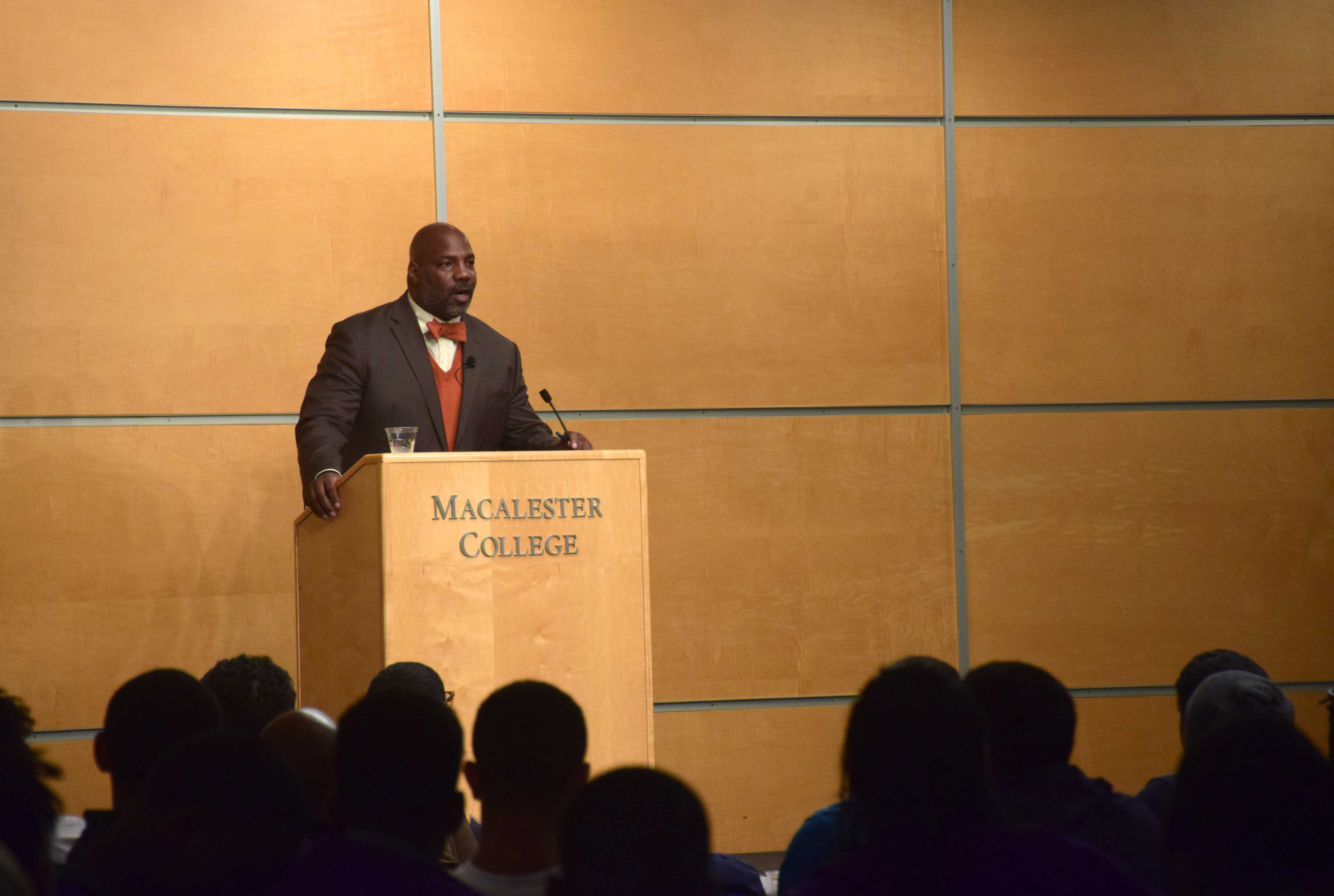 Jelani Cobb delivers lecture on racial justice