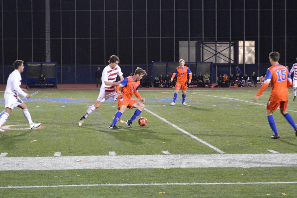 Men's Soccer advances to MIAC Championship - The Mac Weekly