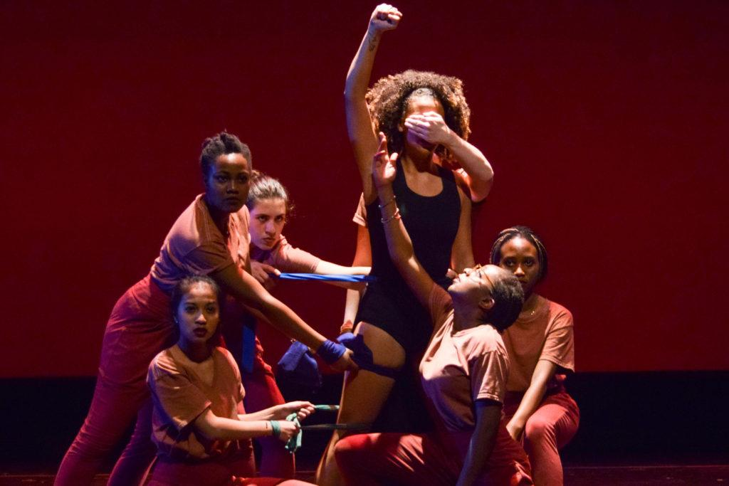 Bodies in the Balance explores identity, justice and freedom