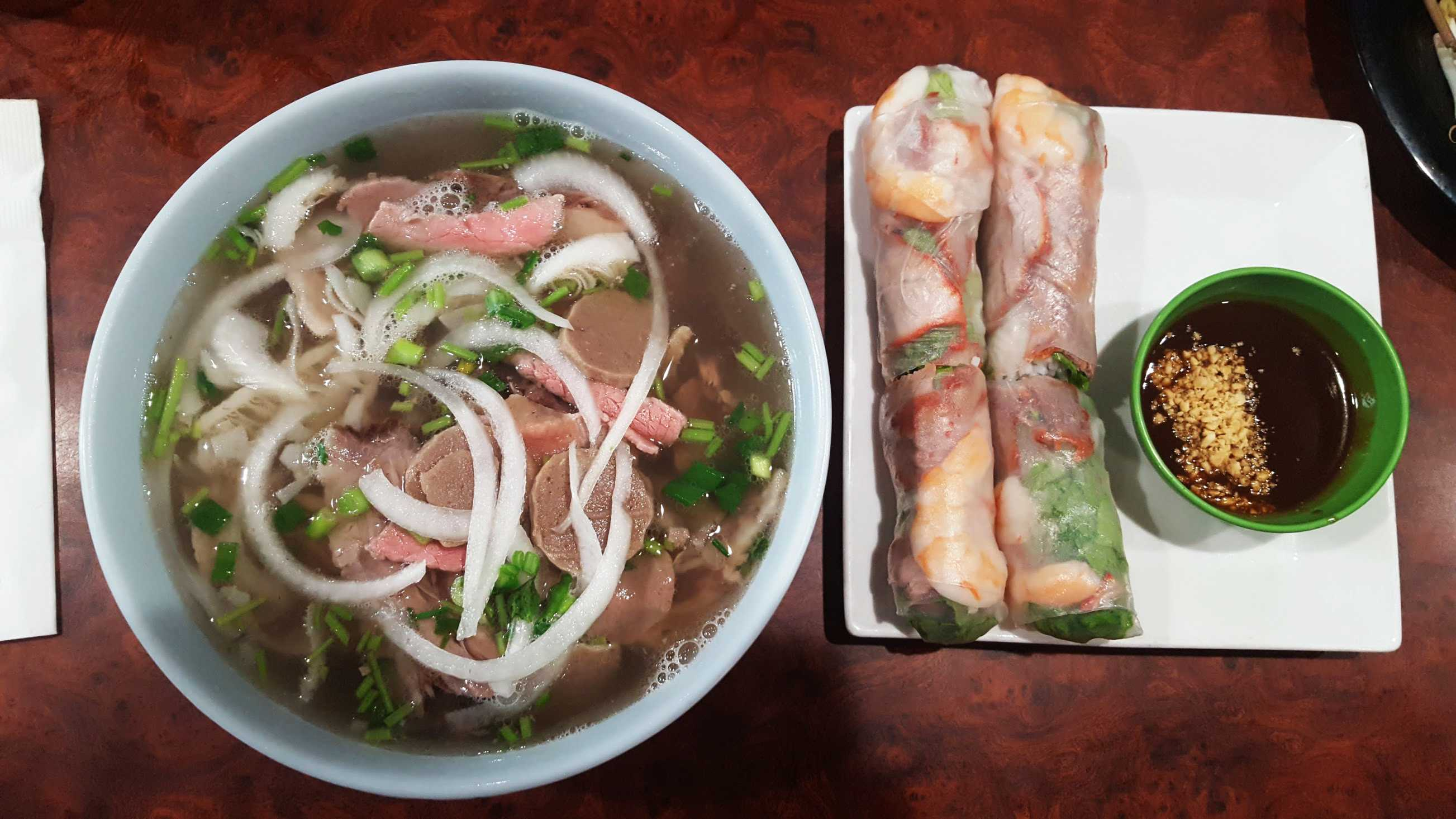 House Special Pho. Photo by Henry Nieberg '19.