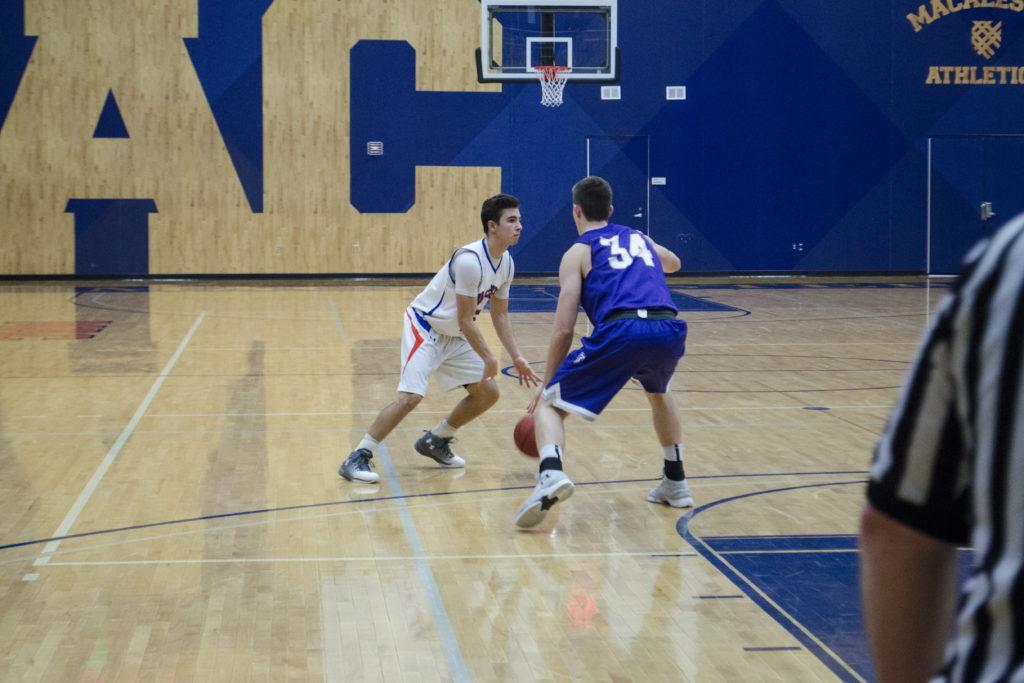 Midseason update: Men's Basketball finds its identity