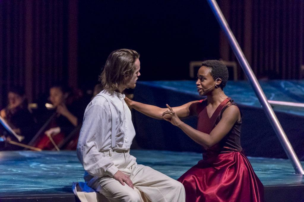 Dance, theatre and music in Macalester's production of Medea