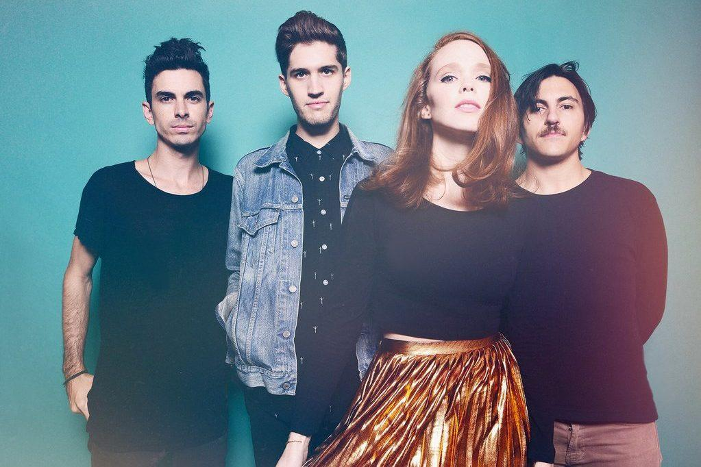 Royal Teeth at Fine Line Music Café: they have dreams, and they're huge
