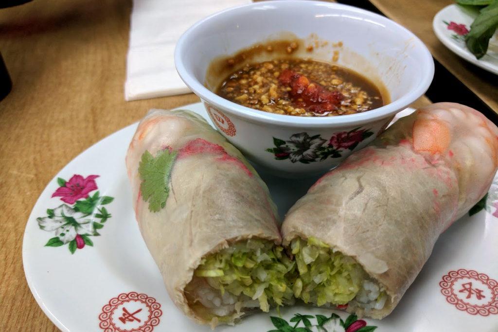 Grub on the Green Line: Trieu Chau offers huge portions