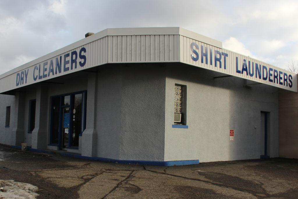 Local 100-year old dry cleaner closes for new burger, cake businesses