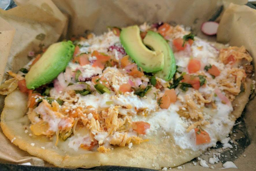 Grub on the Green Line: Los Ocampo offers a quick, close option