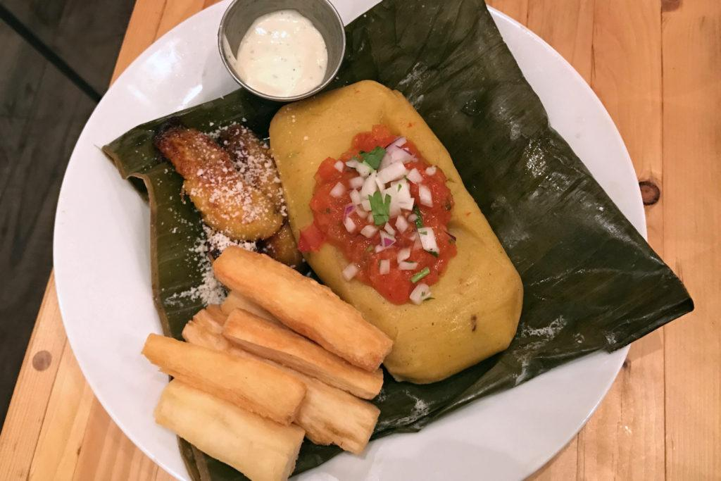 Café Racer Kitchen, in Seward, is a mixed bag with A+ arepas