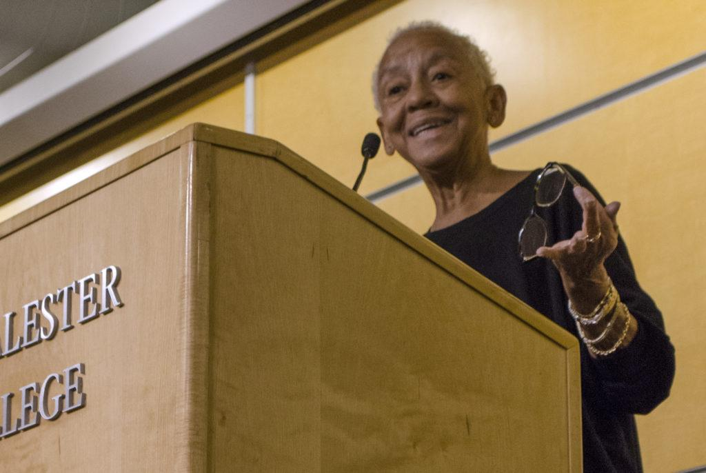 Activist and poet Nikki Giovanni talks life, work and politics