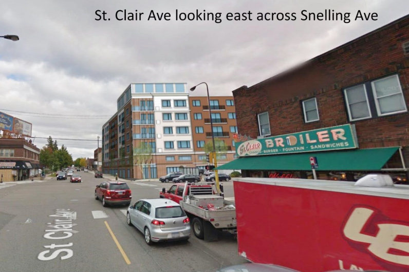 Proposed Snelling developments to accommodate growing population