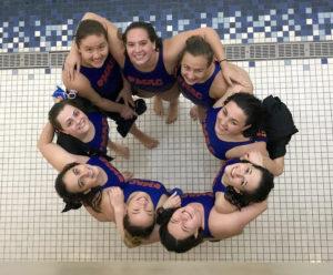 Women's Water Polo wins championship