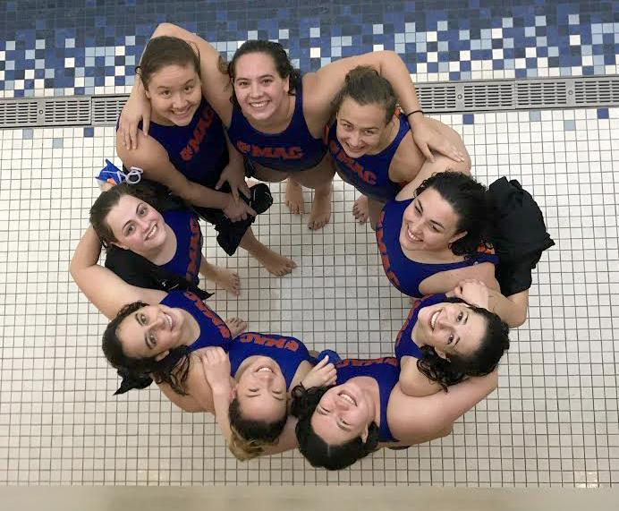 Women's Water Polo wins championship
