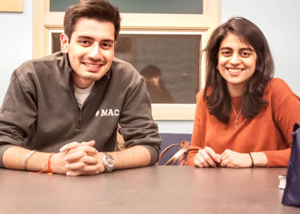 Meet the Daswani Duo: Saakshi and Suveer talk the twin life at Mac