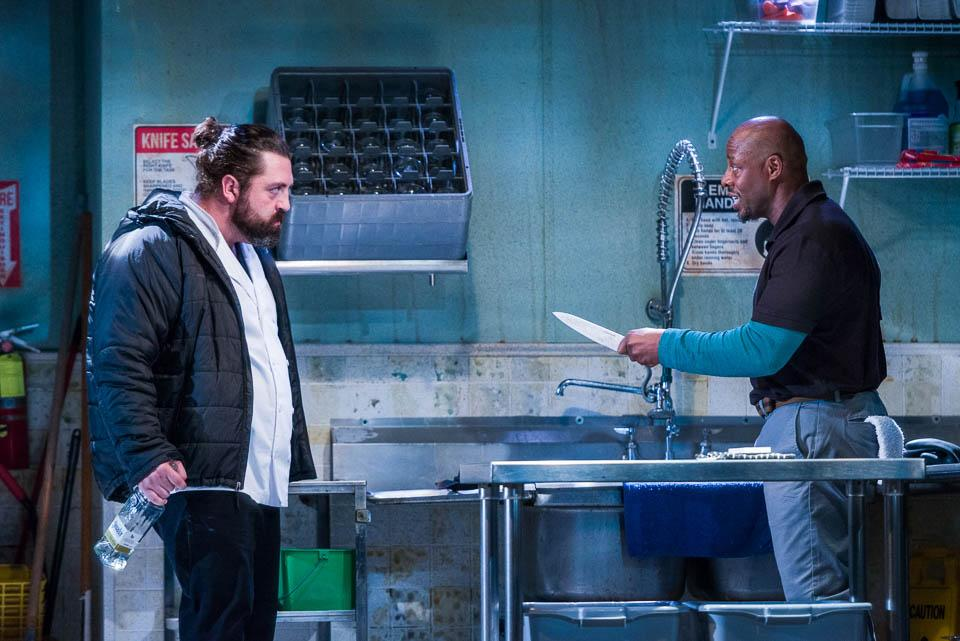 Mixed Blood Theatre teaches us How to Use a Knife