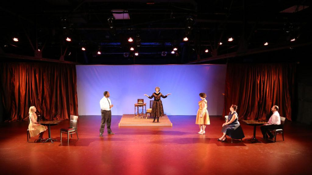 Life's Parade at Red Eye Theater: a fascinating tale of fiction and reality