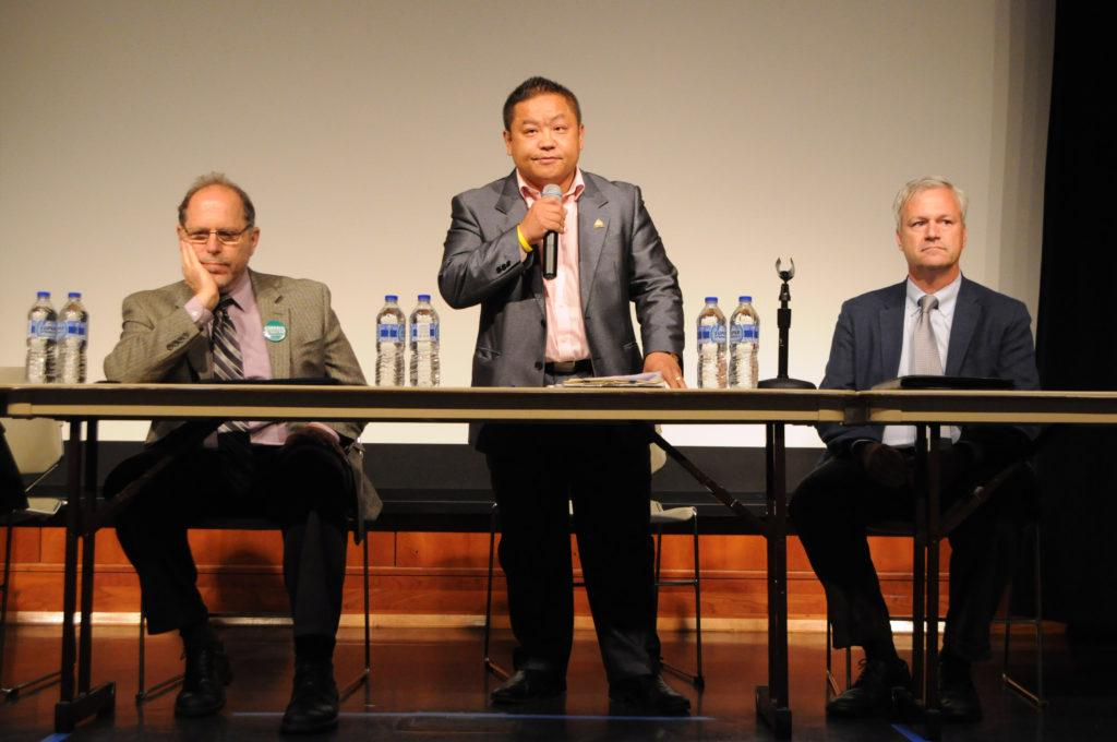 Macalester hosts St. Paul mayoral forum