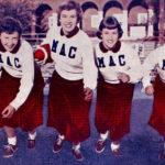 Way Back at Mac: I think I found myself a cheerleader