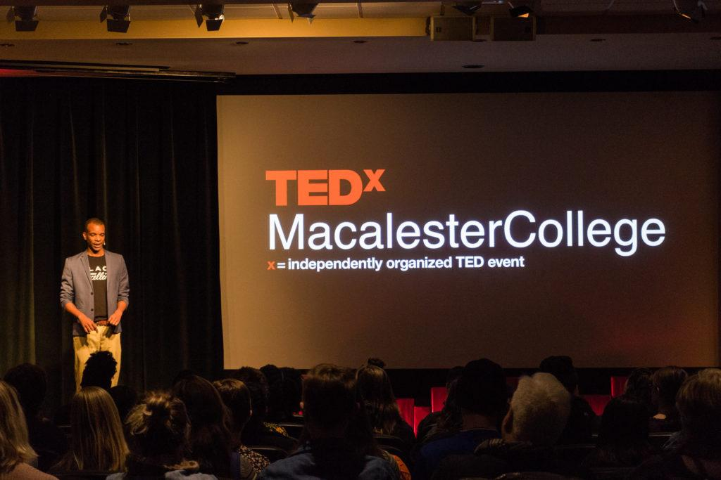 Year of planning culminates in Macalester's first TEDx event
