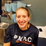 60 Seconds with a Mac Athlete: Grace and Tyler