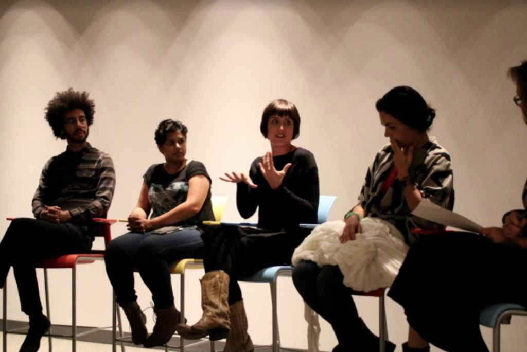 Where Does Art Come From: Panel Discussion at Mia