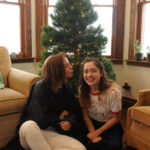 Mara and Julia: a symbiotic four-year friendship