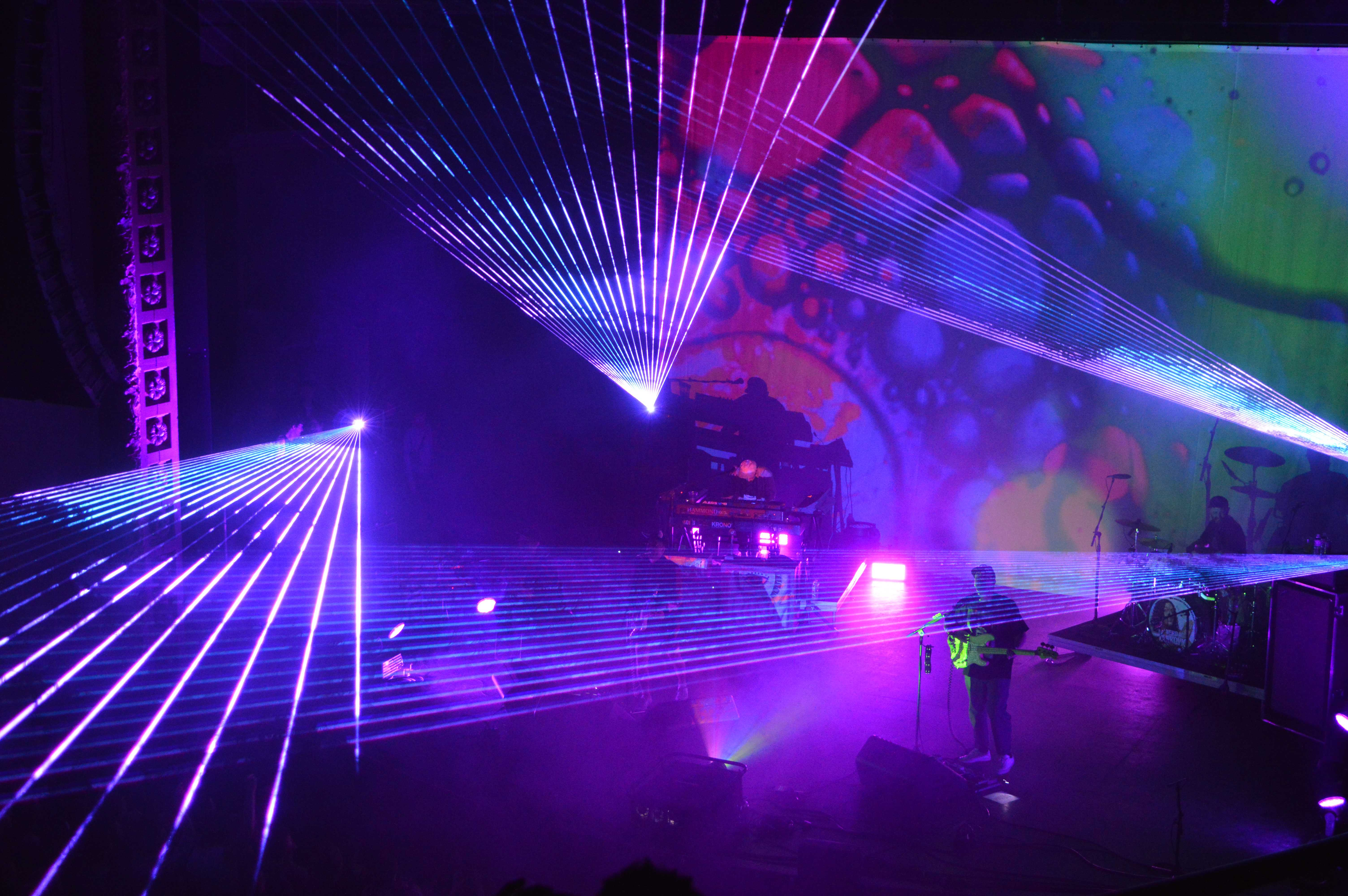 Portugal. The Man plays sold-out show at Palace Theatre