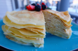 Beat Bobby Flay…Crepe Cake Edition