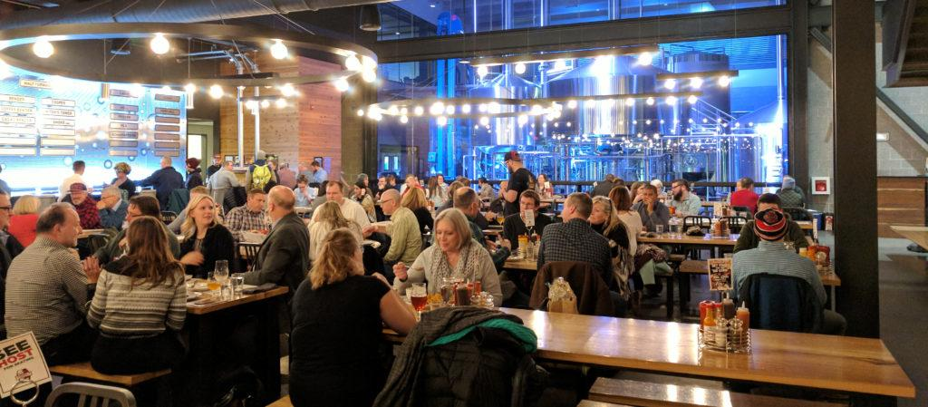 Seeing the bigger pitcher: Micro-breweries in the Twin Cities – Surly Brewing Co.