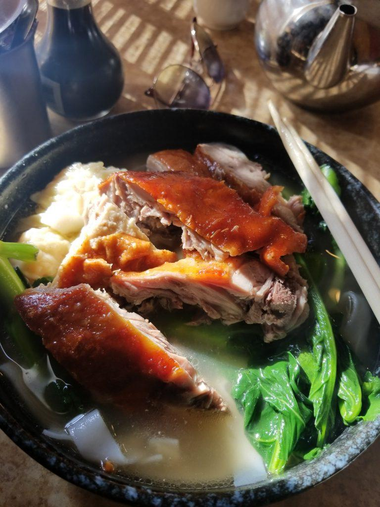 Hong Kong Noodle: traditional noodles comparable to none