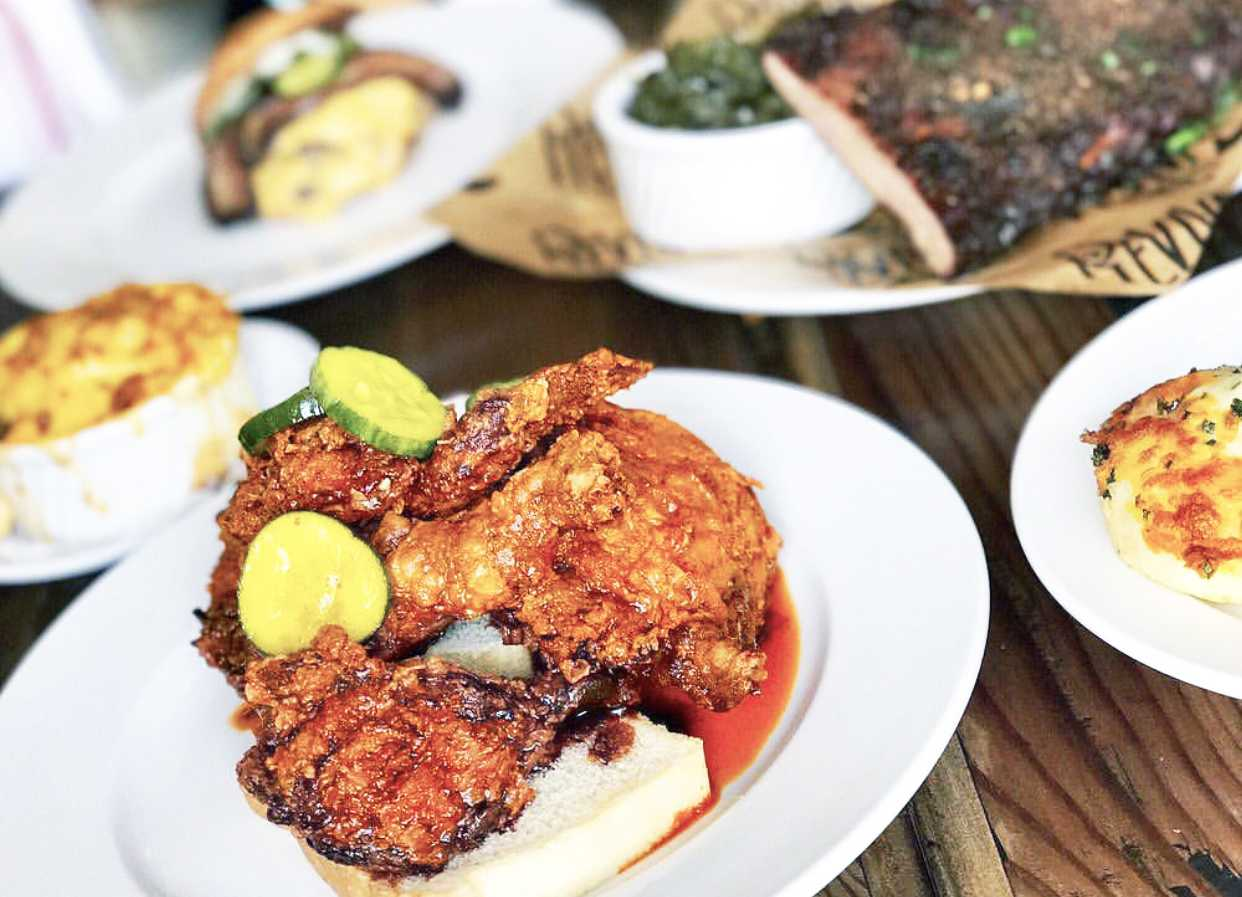 Revival: A fried chicken restaurant worth all the heartburn