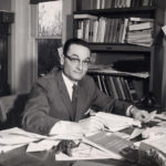 Founder Ted Mitau shaped the political dialogue on campus
