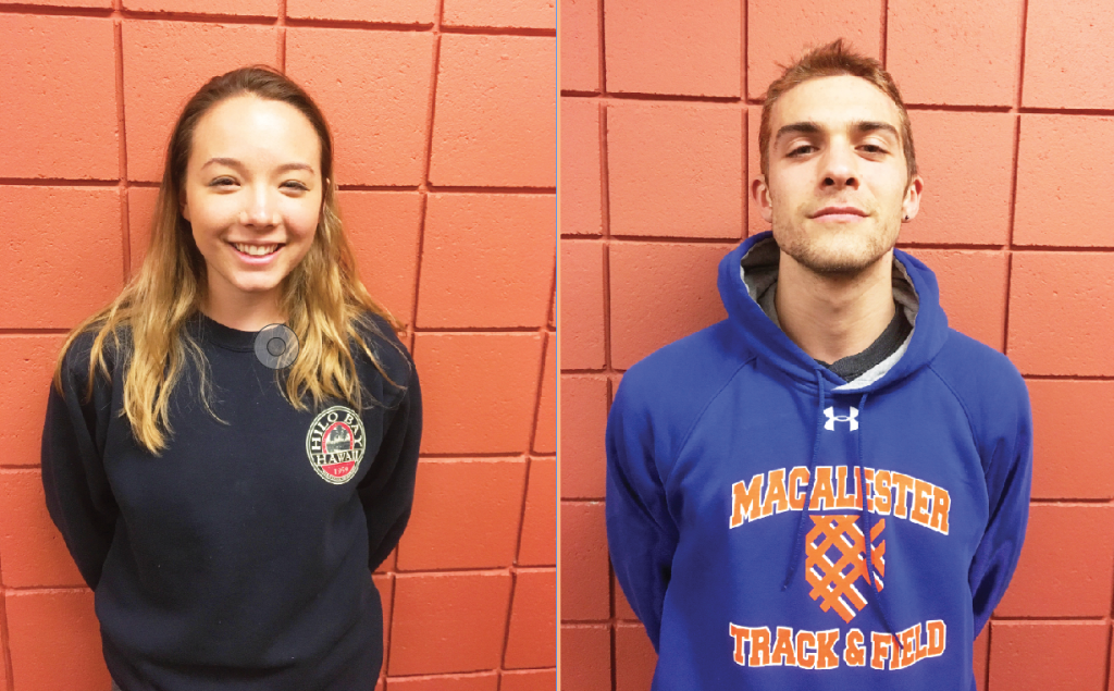 60 seconds with a Mac athlete: Omi and Jake