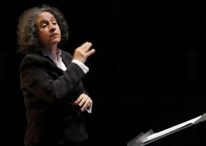 Professor Cecilia Espinosa on conducting and Colombia