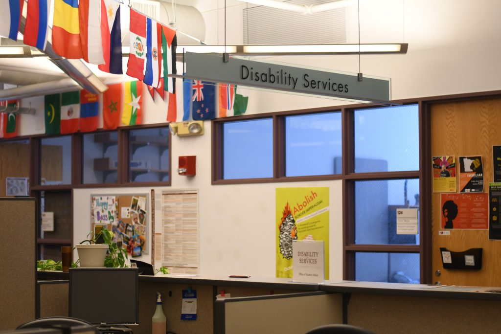 Disability Services leaves students at crossroads - The Mac Weekly