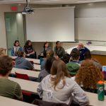 Rosenberg, Lee, Moe discuss campus culture in year's final forum