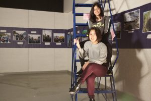 From spring sampler to senior year: a trio laughs and reflects