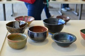 Empty Bowls project makes art for a cause
